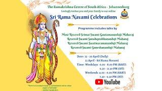 Sri Rama Navami Celebrations | Day 4 | 15/04/2021