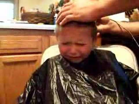 Crying Haircut YouTube