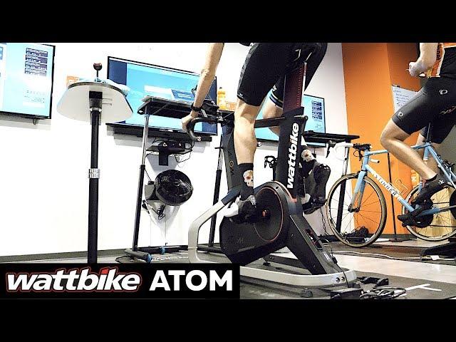 Wattbike ATOM: My First Ride Review