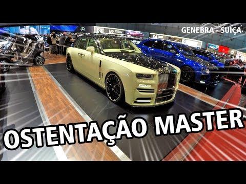[LOW TRIP] CUSTOMIZAÇÃO EXAGERADA DA MANSORY EM GENEBRA 2018 - PT3