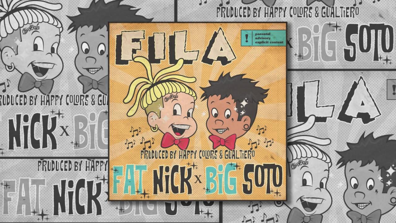 Download Fat Nick x Big Soto - FILA  (Official Audio)