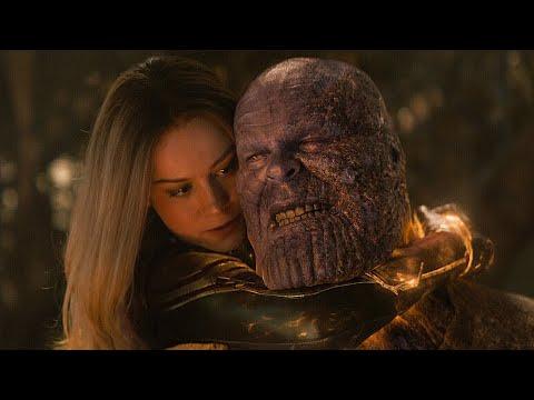 타노스 첫 죽음 장면 | 어벤져스: 엔드게임 (Avengers: Endgame, 2019) [4K]