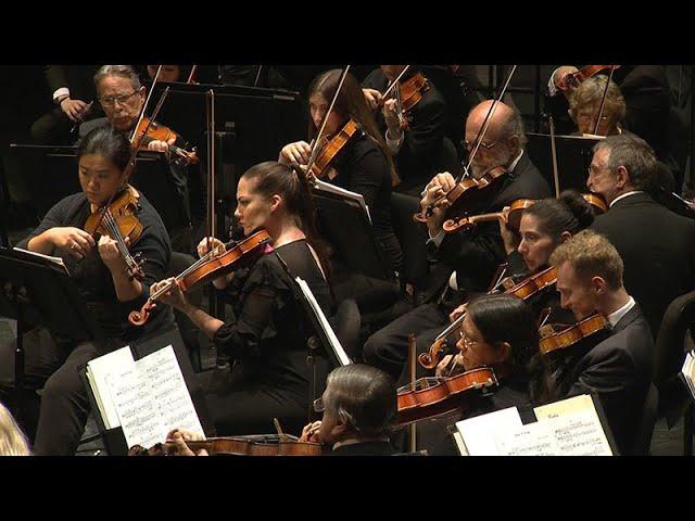 Samuel Barber's Adagio for Strings - La Jolla Symphony and Chorus