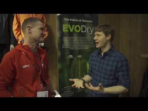 ISPO 2018 - Marmot - Evo Dry