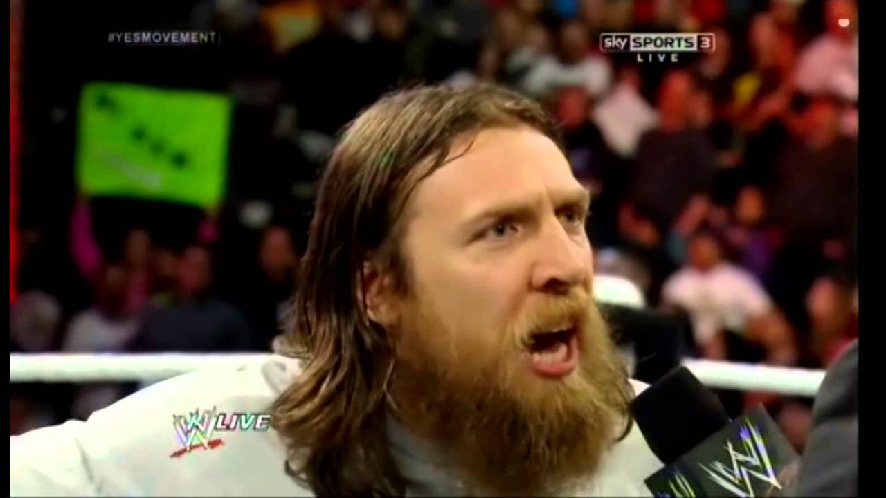 Daniel Bryan: Road to Wrestlemania 30 - YouTube