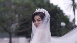 Same Day Edit of David & Olivia Wedding at Jakarta