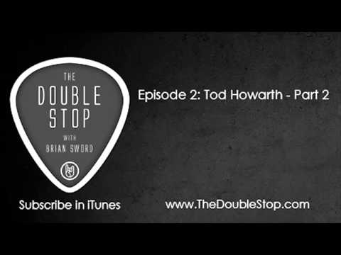 Tod Howarth Interview Part 2 (Ace Frehley's Comet, Four By Fate - The Double Stop Podcast - Ep 2