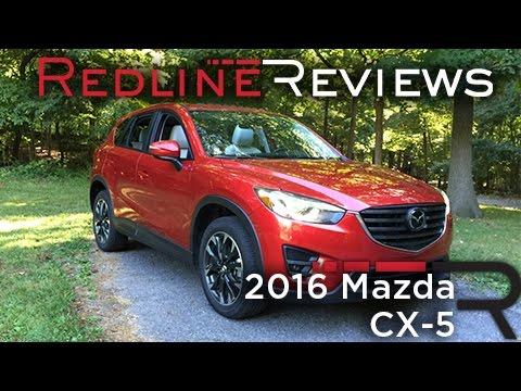 2016 Mazda CX-5 – Redline: Review