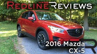 2016 Mazda CX-5 – Redline: Review