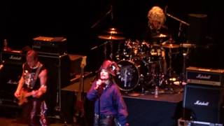 Adam Ant - Live Concert - Christian Dior - Wilbur Theater - Boston MA - 1/24/17