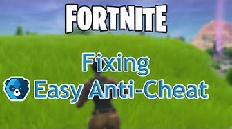 How To Fix Fortnite Easy Anti-Cheat Error