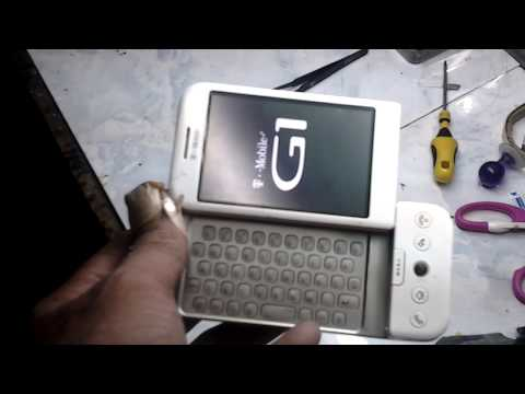 T-MOBILE G1 DREA 100 HARD RESET BY POWERPHONE