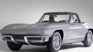 Corvette Sting Ray Fuel Injected Convertible 1963 - Stunning NCRS Top Flight Award winner