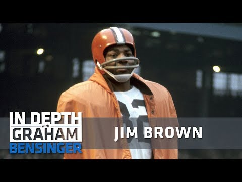 Jim Brown on intimidating opponents