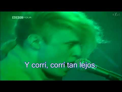 A Flock Of Seagulls  I  Ran  En Vivo Subtitulos en Español 1982 So Far Away