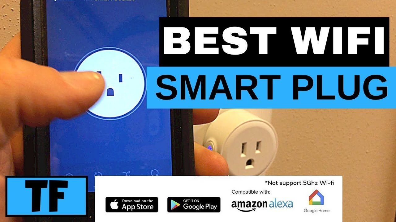 Wifi Smart Plug Outlet, How To Setup, Review (Works with Amazon Alexa &  Google Home) - Esicoo Socket