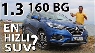 Renault'un en Hızlı SUV'u: Kadjar 1.3 Testi