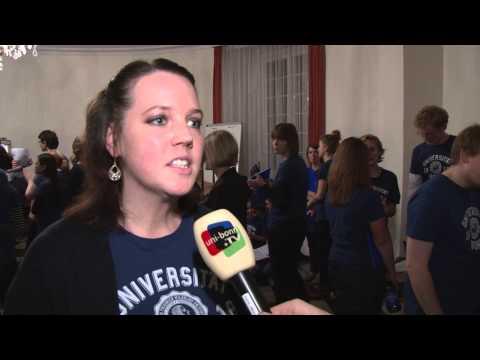 Viele Stimmen und Sprachen - Der Internationale Chor der Uni Bonn