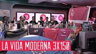 La Vida Moderna 3x150...es marcar la casilla de la iglesia con una esvástica