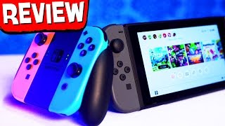 NINTENDO SWITCH - Analise Completa (REVIEW)