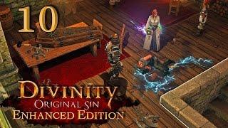 Divinity: Original Sin #10 - Unschuldig? [Gameplay German Deutsch] [Let's Play]