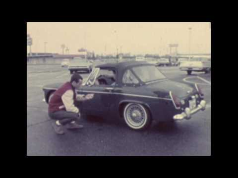 Mc Lane Auto Shop in 1970