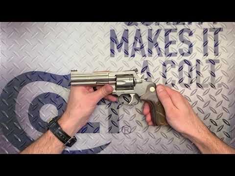 Colt Pens Love Letter to Revolver Fans with New King Cobra
