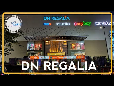 DN Regalia, Patrapada Bhubaneswar | 2nd Biggest Mall Of Bhubaneswar