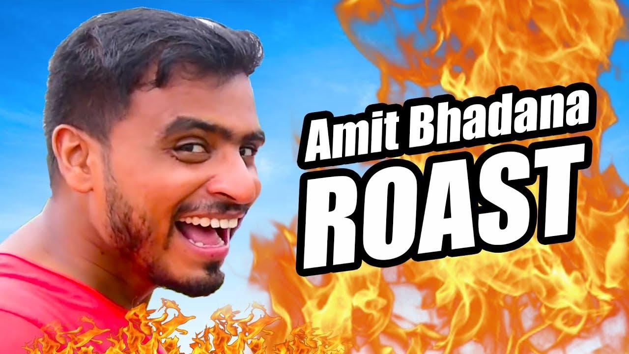Amit Bhadana ROAST