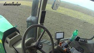 Uprawa bezorkowa na gąsienicach! John Deere 8360 RT okiem kierowcy