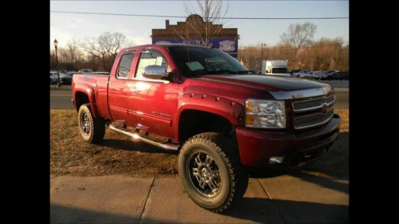 2013 chevy silverado rocky ridge conversion lifted truck for sale