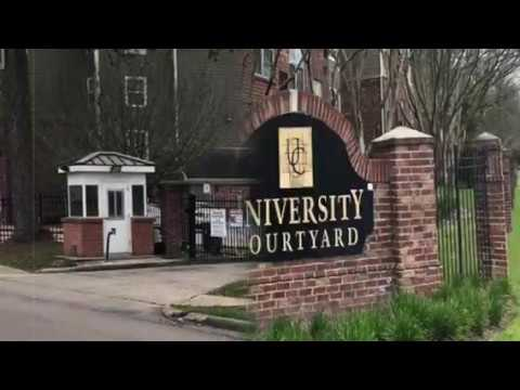 Texas Southern Housing: University Courtyard And Tierwester Oaks