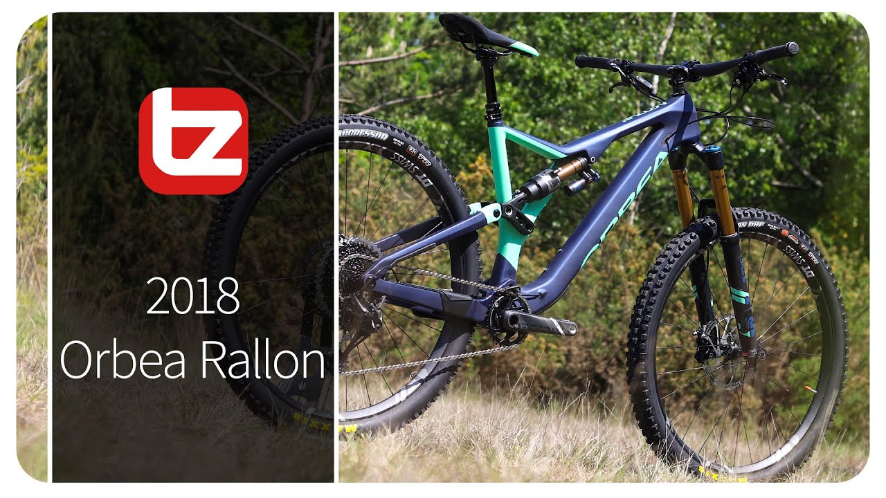 Orbea Rallon M10 29er Mountain Bike 2019 - Enduro Full Suspension MTB