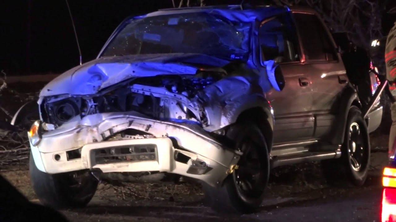 Car Accident Statistics At Night