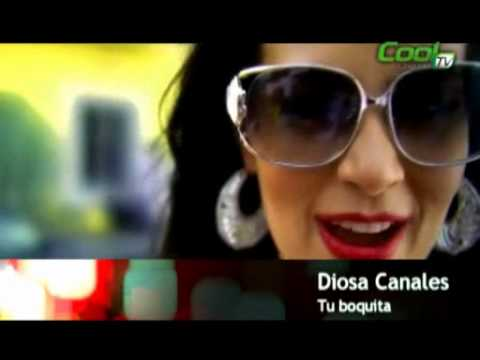 diosa canales en cool channel tv promo youtube. Black Bedroom Furniture Sets. Home Design Ideas