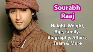 Sourabh Raaj Jain Age, Height, Weight, Bio, Family & Wife