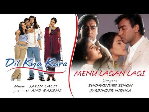 Menu Lagan Lagi - Official Audio Song | Dil Kya Kare| Jatin Lalit