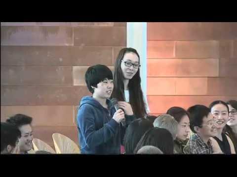 China Champions Visit St. Croix Lutheran