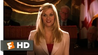 Legally Blonde 2 (11/11) Movie CLIP - Speak Up America (2003) HD | Movieclips