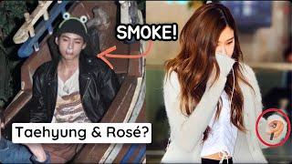 Kpop Idols That SMOKE! (+FOOTAGE!) screenshot 5