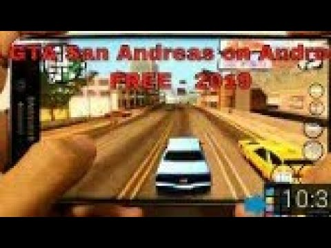 How to download GTA  San Andreas in android easyly