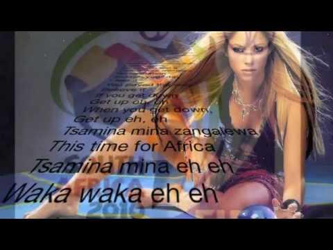 Waka Waka - This Time For Africa (Shakira) - Inno Ufficiale Mondiali Sud Africa 2010