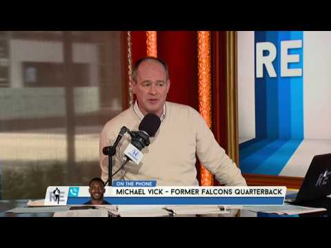 Former NFL QB Mike Vick on Ben Roethlisberger Talking Retirement - 1/24/17