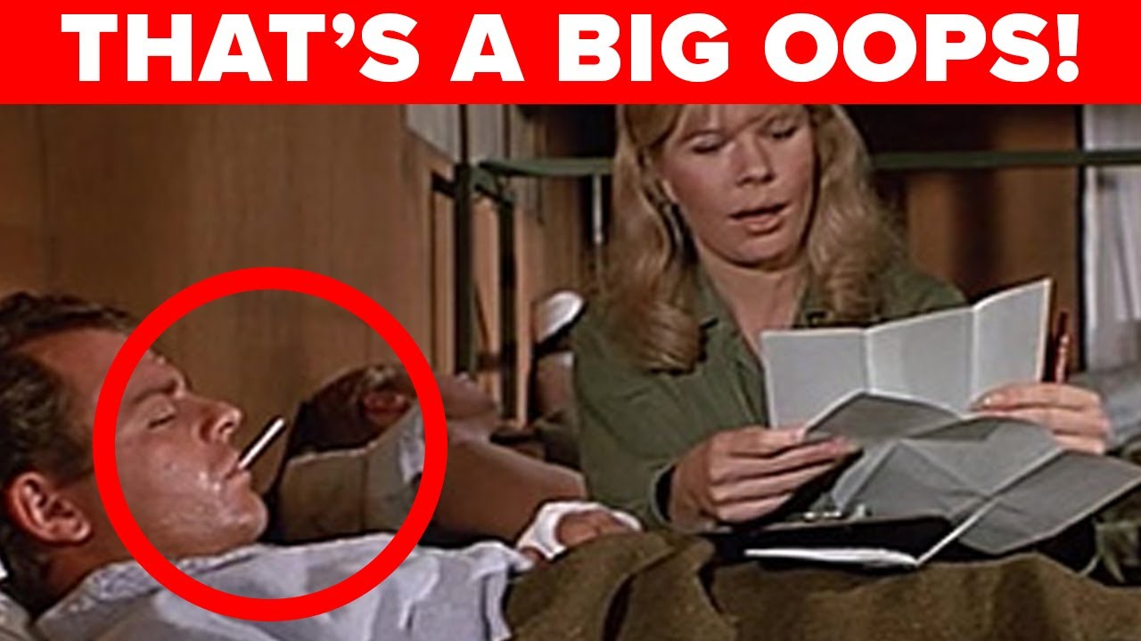 Download 12 Mistakes You Never Noticed In M*A*S*H
