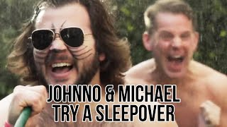 Johnno and Michael Try A Sleepover (Episode #2)