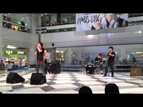 新里宏太 [HANDS UP!] LIVE PART3 IN SUN SHINE CITY(7/30)