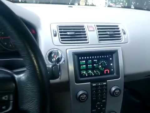 Volvo s40II Android - YouTube