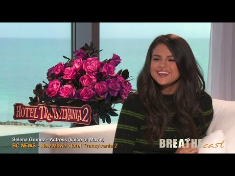 Selena Gomez Talks Faith, Monsters, & Hillsong at 'Hotel Transylvania 2' Event