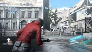 Resident Evil 6 - Mercenarios (Solo) - Réquiem de guerra - Ada - 182k