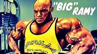 BIG RAMY - THE ROUGH DIAMOND | 2016 ROAD TO THE OLYMPIA